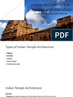 Indian Architecture in Concept and Execution Case Study of Dravidian Temple  ArchitectureHindu Architecture PDF. Indian Temple Architecture Pdf. Home Design Ideas