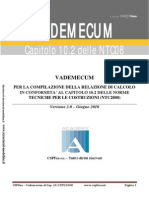 La Validazione Di Un Modello Di_calcolo Ex Cap 10 2 Delle NTC2008