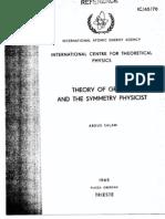 SYMMETRY PHYSICIST