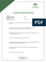 Entrevista Familiar. Mutismo. PDF