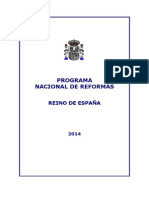 Programa Reformas 2014