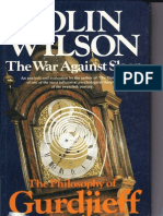 The War Against Sleep - The Philosophy of Gurdjieff by Colin Wilson (1980)