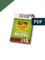 eBook-FLF-raw Foods Diet Book