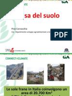 Gli sprechi ambientali e la difesa del suolo
