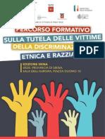 Corso Antidiscriminazione Siena