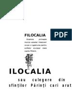 FILOCALIA 1
