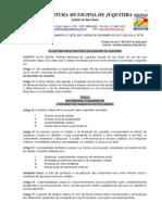 Juquitiba 1 Lei 2007