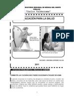 Tema 3 Teorías y Modelos Que Influyen en La Educación Para La Salud