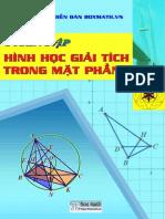 Chuyen de Hinh Hoc Giai Tich Trong Mat Phang