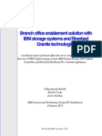 IBM Granite Branch Office Enablement Solution