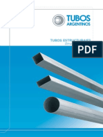 Catalogo Tubosestructurales