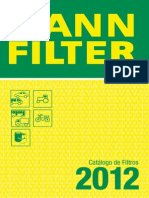 Catalogo MANN-FILTER 2012 - Eletronico