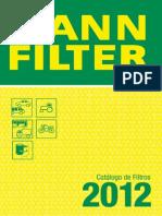 Catalogo MANN-FILTER 2012 - Eletronico