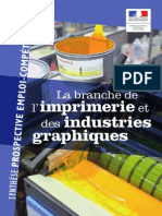 Synthese Imprimerie Industries Graph
