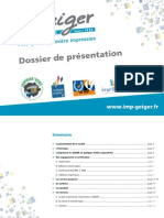 Geiger Dossier Presentation