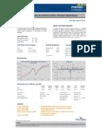 Fund Fact Sheet Reksa Dana MISB