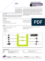 NVISION CR6400 Datasheet