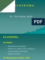 ppt penatakalsanaan  glaukoma