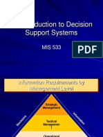 Decision Supportsystems
