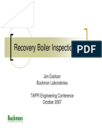 Confined Space Recovery Boiler