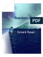 Biomechanics of Spine