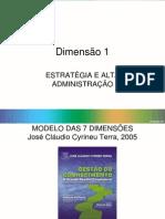 D1 Modelo 7 Dimensoes
