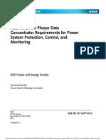 IEEE C37.244-2013