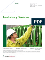 Products and Services Coursebook Spanish