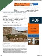 Benissa Aprueba Reubicar La Roca de La Salve a Un Lugar Visible y Accesible Para Los Municipios de Senija y Benissa — Benissa D