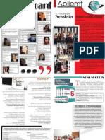 APLIEMT Newsletter 2013