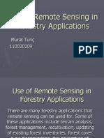 Forestrs Murat Tunc