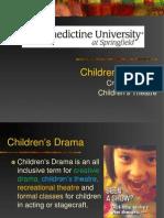 Children s Drama