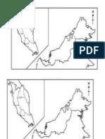 peta 1 Malaysia