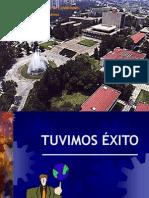 TUVIMOS ÉXITO