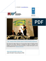 Newsletter 2RIO+ Centre Newsletter 2- Nov 2013