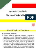 Numericc Methods