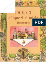 (eBook - Ita - Ricette) Dolci E Liquori Col Miele