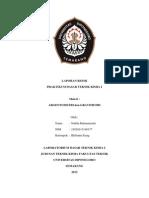 Laporan Resmi Argentometri dan Gravimetri - Nabila Rahmanastiti
