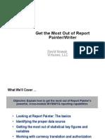 Report Painter