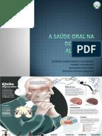 A Saúde Oral Na Doença de Alzheimer