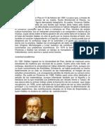 Biografía de Matematicos(as)