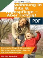 Eingewöhnung in Kita & Tagespflege – Aber richtig! - Leseprobe