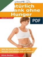 Natürlich schlank ohne Hunger - Leseprobe