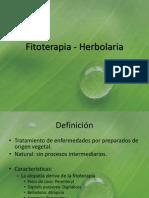 1Fitoterapia - Herbolaria