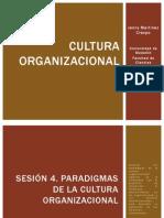 2014 1 Sesion 4 Paradigmas de La Cultura Organizacional Pregrado 1