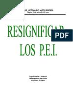Resignificar Los P.E.I.