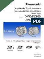 Panasonic DMC FZ200