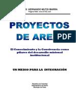 Proyectos de Areas