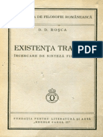 D. D. Rosca-Existenta Tragica-Fundatia Pentru Literatura Si Arta _Regele Carol II_ (1934)