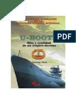 U-Boote - Submarinos Alemanes en La Segunda Guerra Mundial